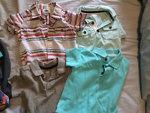 Lot of baby boy clothes 18-24 months spring/summer