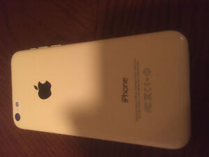 Apple I phone 5C mint condition