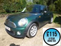 2011 Mini 1.6 One Pepper 3dr Hatchback