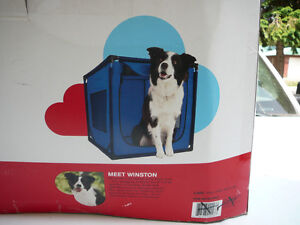 Dog Kennel - Soft Side Collapsible