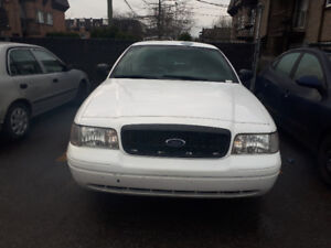 2009 Ford Crown Victoria Police Pack Autre