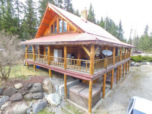 3920 Loloff Crescent Quesnel BC - Great for entertaining!