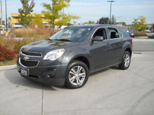 2012 Chevrolet Equinox, Automatic, Mint, 3/Y warranty availabe