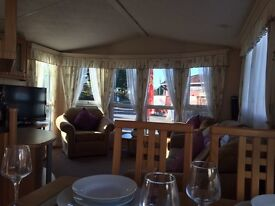 Stunning pre owned static caravan for sale turnberry Scotland not Carlisle Ayr Glasgow