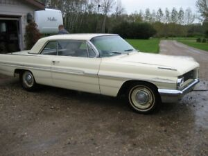 1962 Pontiac project car wanted