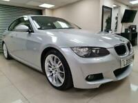 BMW 3 Series 2.0 320i M Sport Silver Coupe Auto 168BHP WARRANTY 12 MONTHS MOT