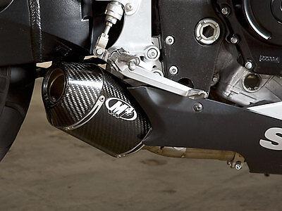 M4 Exhaust Suzuki GSXR750/600 06-07 Street Slayer Slip on with CARBON muffler