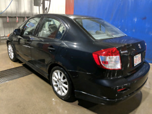 2008 Suzuki SX4, Manual Transmission