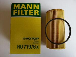 OIL FILTER brand MANN FILTER HU 719/6x