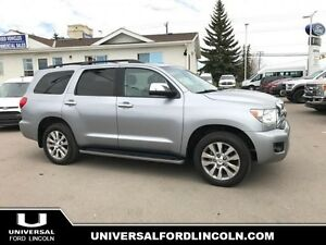 2011 Toyota Sequoia Limited  - Bluetooth -  Leather Seats