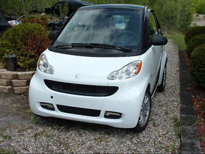 2012 Smart Fortwo Passion Coupé (2 portes)