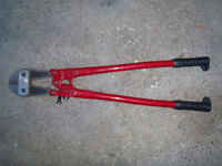 24inch bolt cutters in great cond