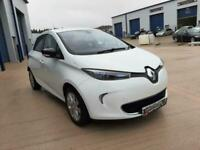 2015 Renault Zoe DYNAMIQUE NAV ELECTRIC 0 TAX Auto Hatchback Electric Automatic