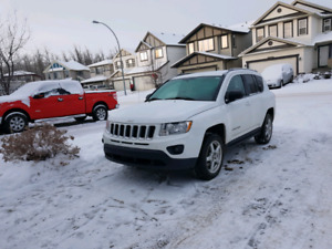 2011 JEEP COMPASS,  4X4, A.C., SPORT, CROSSOVER