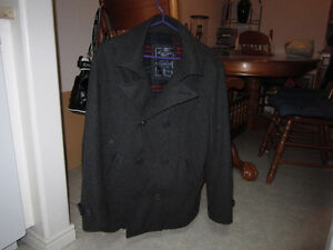 Men's Size Large BLUENOTES Pea Coat For Sale