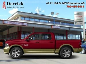2013 Ram 1500   Used 4X4 C/C Longhorn Nav Sunroof $225.74 B/W