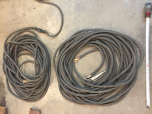 110ft of 3/0 welding cable