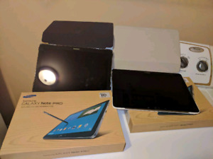Samsung Galaxy note pro!