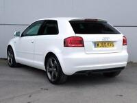 2010 AUDI A3 2.0 TDI Black Edition 3dr [Start Stop]