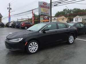 2015 Chrysler 200 LX   Free winter tires on all cars and SUV'S