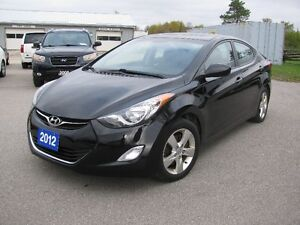 2012 Hyundai Elantra Sedan...  Clean car proof