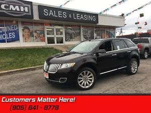 2013 Lincoln MKX   PANROOF FULLY LOADED *CERTIFIED*