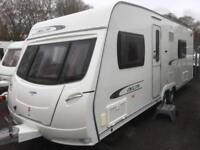 ☆ 2011/12 LUNAR DELTA RS TWIN AXLE LUXURY FIXED BED ☆ 4 BERTH TOURING CARAVAN ☆