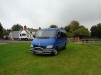 LHD LEFT HAND DRIVE Mercedes-Benz Sprinter 2.2CDI 2006 GREAT FOR EXPORT