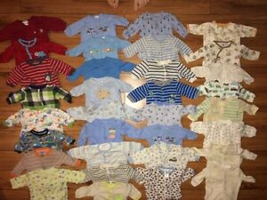 Baby clothes NB/ 0-3 months