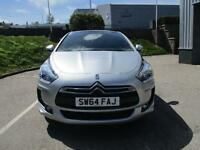 2014 Citroen DS5 2.0 HDi DStyle 5dr Diesel silver Manual