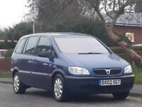 Vauxhall/Opel Zafira 2.0DTi 16v 2002MY Club