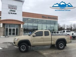 2017 Toyota Tacoma TRD Off Road  LIKE NEW, ACCIDENT FREE LOCAL T