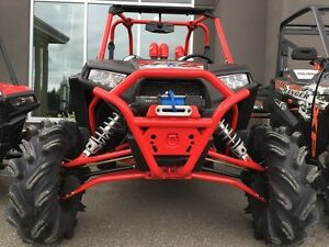 2016 Polaris RZR XP 1000 EPS High Lifter Edition Titanium Matte