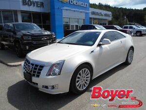 2013 Cadillac CTS-4 Coupe AWD