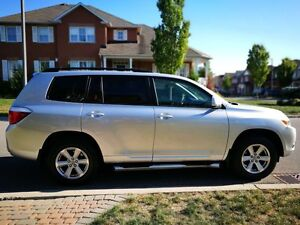 2008 Toyota Highlander V6,170k KM, original owner