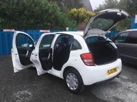 Citroen C3 1.4e-HDi ( 70bhp ) EGS VTR+ **AUTO***ZERO ROAD TAX**WARRANTY**FINANCE