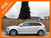 2010 Audi A3 2.0 TDI 170 PS Turbo Diesel S Line Special Edition Black Edition 5
