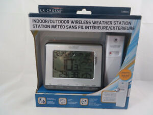 New Forecasting Thermometer Indoor Outdoor Wireless Wheater