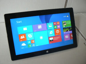 MS Surface RT 32gb 2gb Ram WiFi Bluetooth Office Ready Windows 8