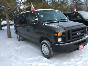 2009 FORD E-250 CARGO VAN SALE $1000 OFF