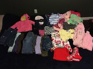 Baby girl clothing 12-24 months