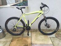 "18"" Diamondback mountain bike"