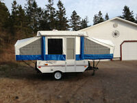 REDUCED!!!! - 2005 8-foot Flagstaff 176LTD Tent Trailer by Fores