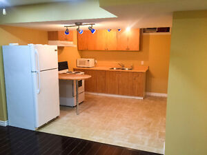 2 Bedroom Basement for rent in Brampton