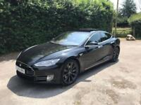 Tesla Model S E 85 Saloon 4dr Electric CVT (0 g/km, 362 bhp) ELECTRICITY 2015/15