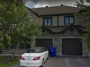 Maison en rangée a louer dans le Plateau avec garage