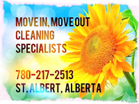 Move in Move out Cleaning Specialists Inc.