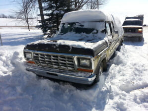 1978 ford supercab