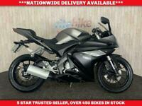 YAMAHA YZF-R125 YZF R125 ABS LOW MILEAGE ONE OWNER 12 MONTH MOT 2016 16