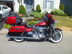 Moto Harley Davidson